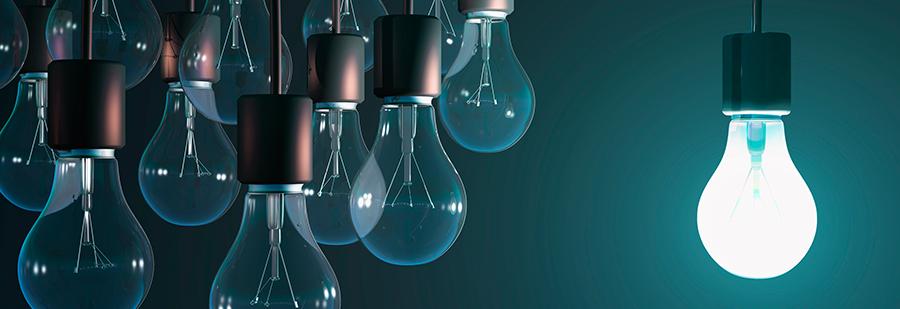 Замените лампы для экономии