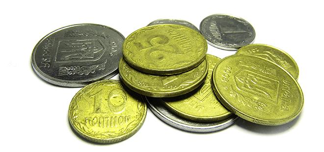 Как производят монеты в Украине