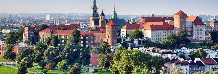 Выезд в Польшу с Украины