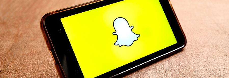 Snapchat - месседжер