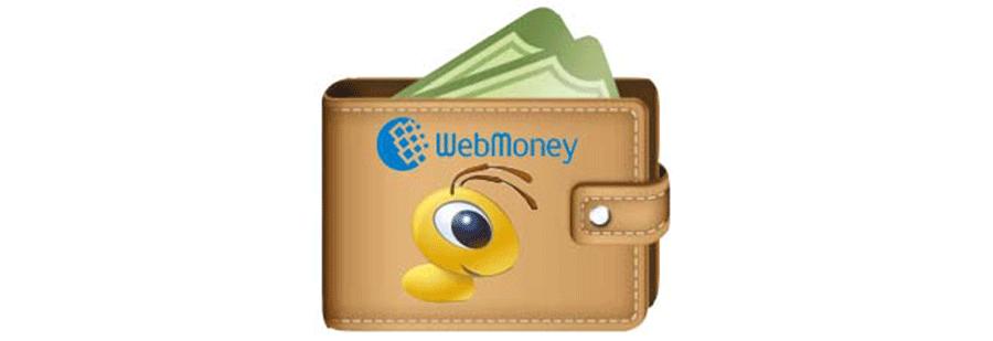 Вывод через webmoney
