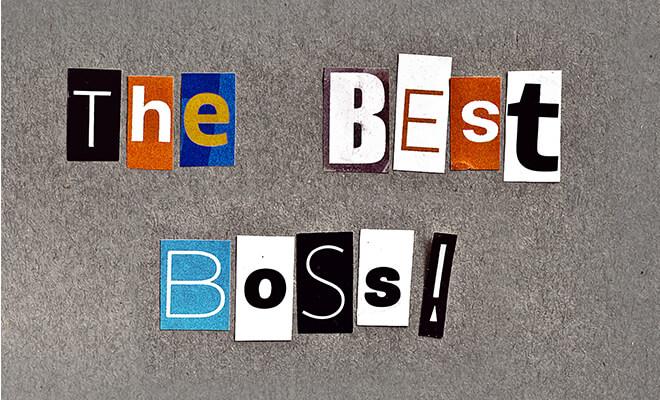 Лучший босс