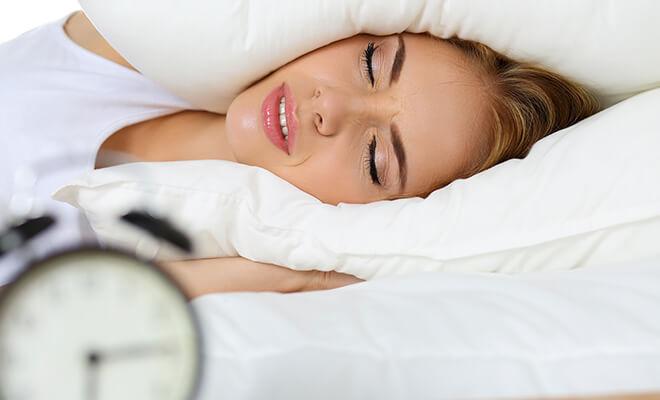 Недосыпание