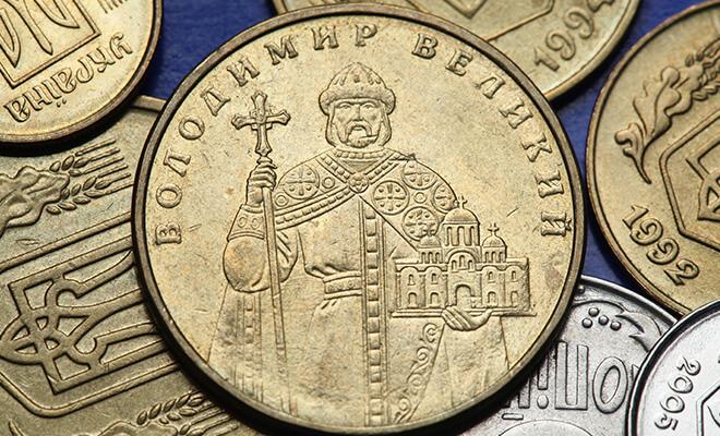 монеты НБУ