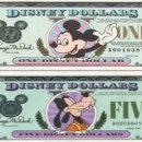 Диснеевские доллары