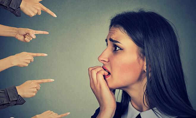 Стресс из-за долгов