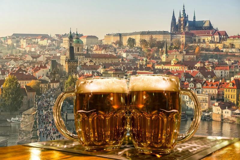 Обед в Праге - где пообедать?