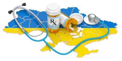 Медицинское обслуживание в Украине