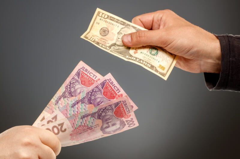 Курс доллара и гривны 2018