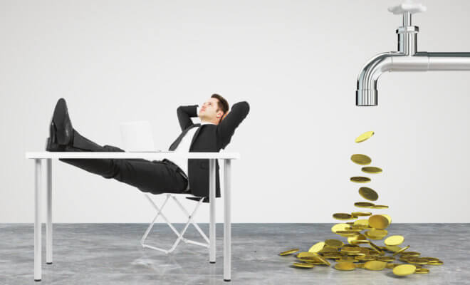 Как начать получать пассивный доход