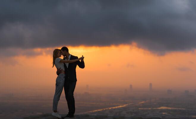 Как спланировать свидание в Киеве