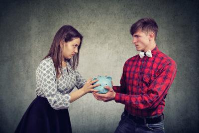 Развод - поделить имущество