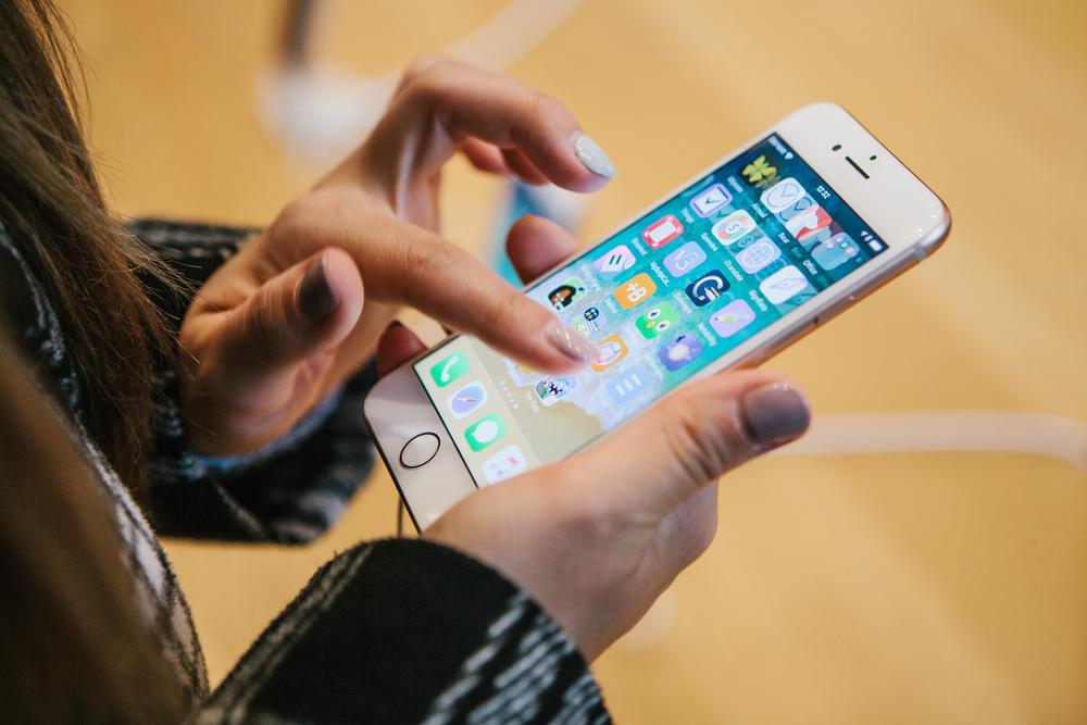Взять Айфон в кредит выгодно в Украине