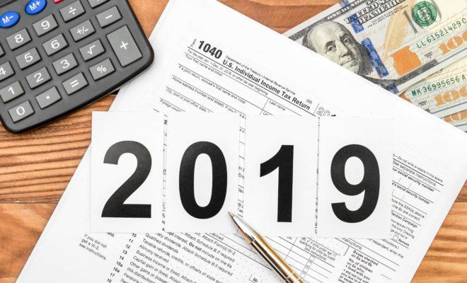 налог на недвижимость 2019