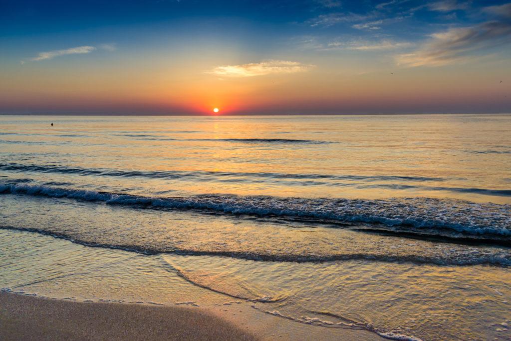 Отдых в сентябре у моря